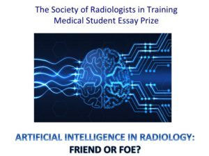 Medical Student Essay Competition