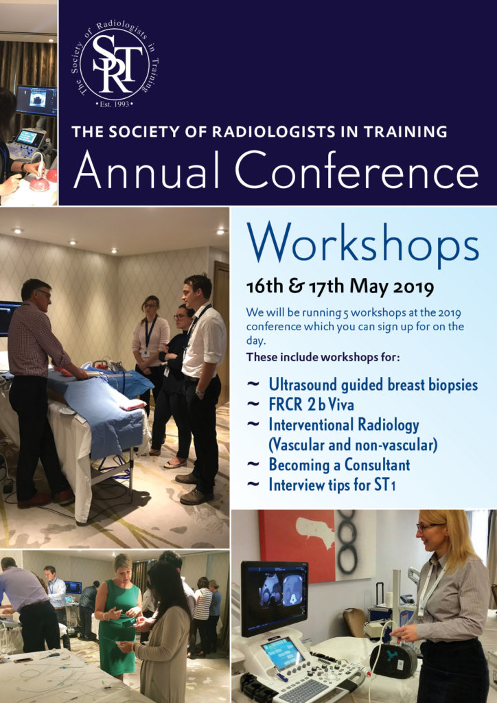 The SRT 2019 Annual Conference